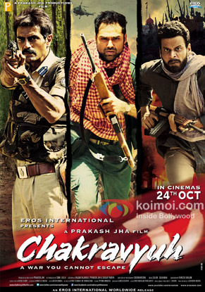 Chakravyuh Review (Chakravyuh Movie Poster)