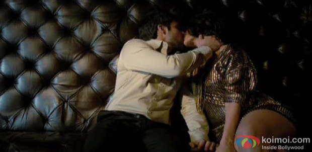 Emraan Hashmi and Neha Dhupia Sensual Kissing Scene Leaked From Rush Movie
