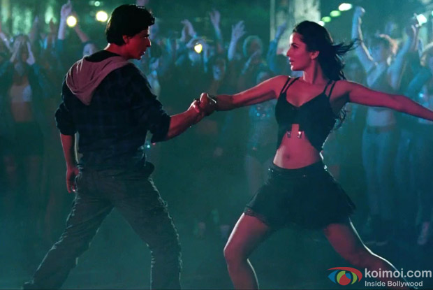 Shah Rukh Khan and Katrina Kaif in Ishq Shava Full Video Song in Jab Tak Hai Jaan Movie Stills