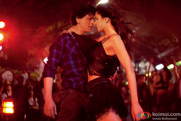 Shah Rukh Khan and Katrina Kaif in Ishq Shava Song Teaser Video in Jab Tak Hai Jaan Movie Stills