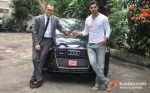 John Abraham Gifts Audi Q Life To Sister-In-law On Her Birthday In Bandra Pic 4