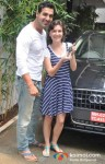 John Abraham Gifts Audi Q Life To Sister-In-law On Her Birthday In Bandra Pic 1
