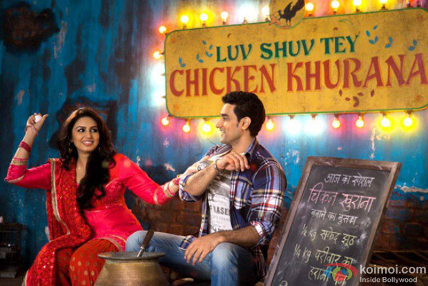Luv Shuv Tey Chicken Khurana Review (Luv Shuv Tey Chicken Khurana Movie Stills)
