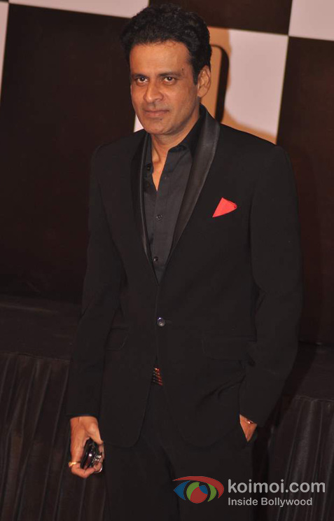 Manoj Bajpai At Amitabh Bachchan's 70th Birthday Bash