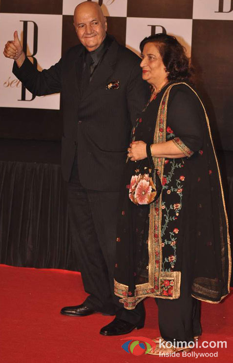 Prem Chopra At Amitabh Bachchan's 70th Birthday Bash
