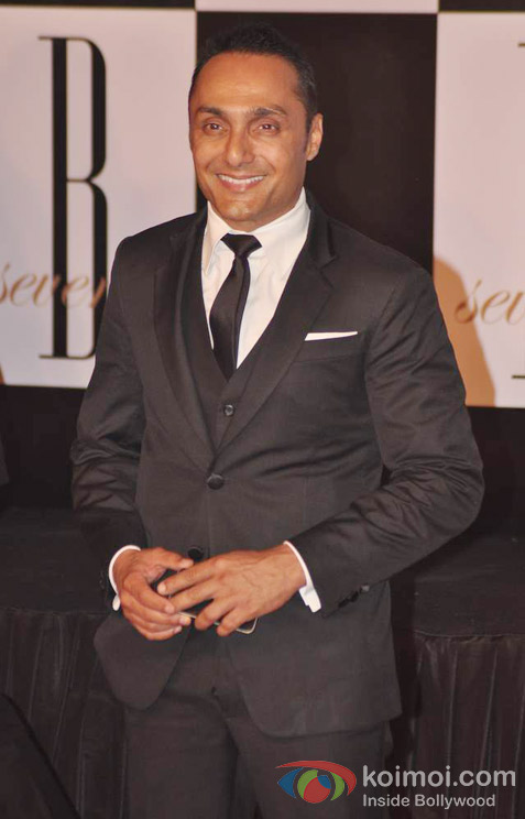 Rahul Bose At Amitabh Bachchan's 70th Birthday Bash