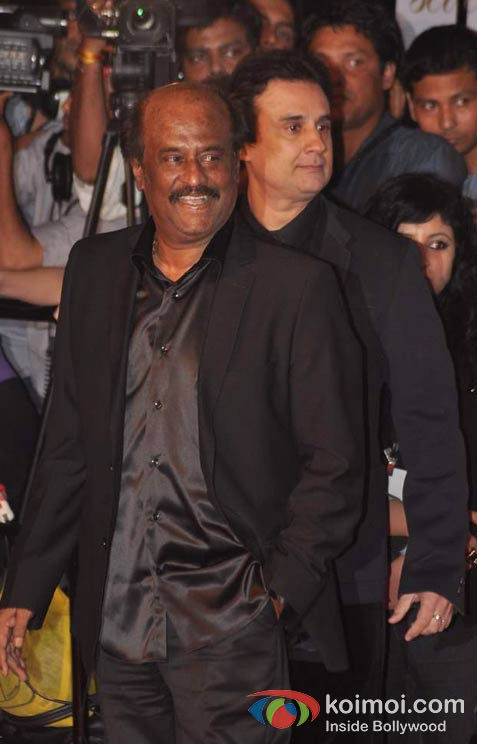 Rajnikanth At Amitabh Bachchan's 70th Birthday Bash