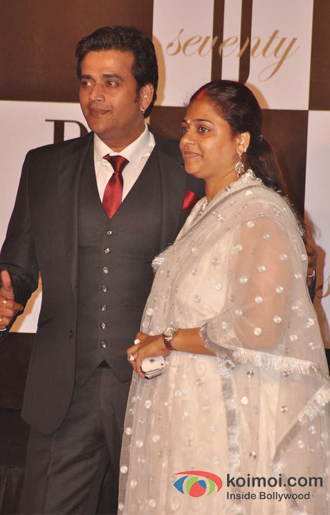 Ravi Kishan At Amitabh Bachchan's 70th Birthday Bash