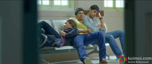 Student of the Year all set for a Good 2nd Weekend - Saturday Box Office Collections - Koimoi - 웹