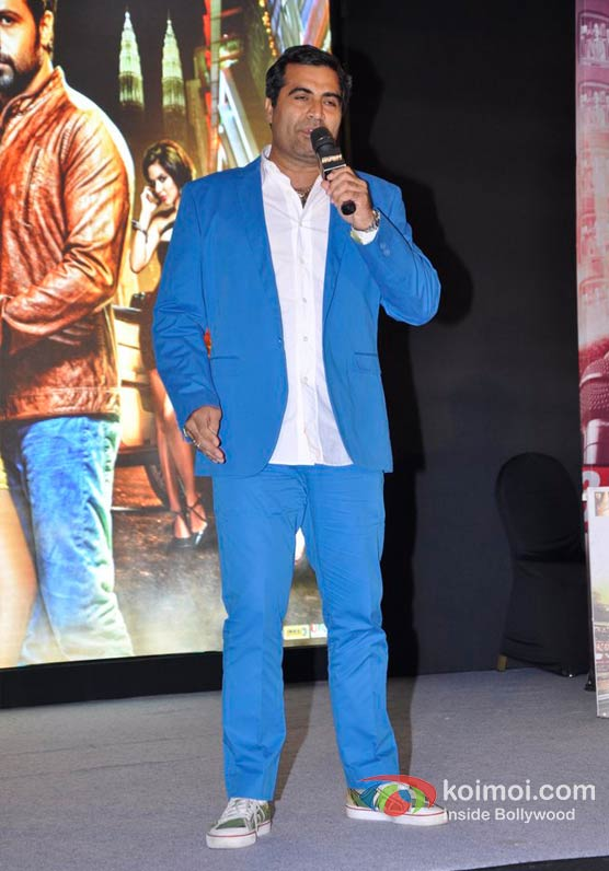 Shailendra Singh At Rush Movie Music Launch Pic 1