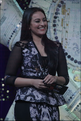 Sonakshi Sinha at GiMa Awards