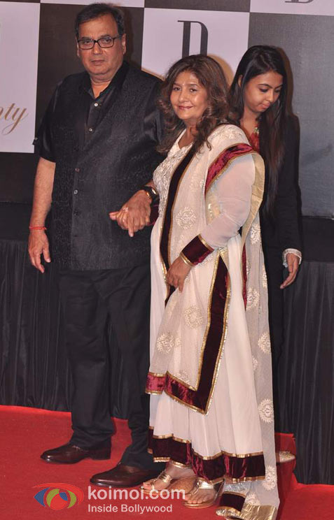 Subhash Ghai At Amitabh Bachchan's 70th Birthday Bash