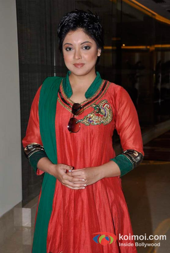 Tanushree Dutta At CPAA's Cancer Rose Day 2012 Event Pic 1