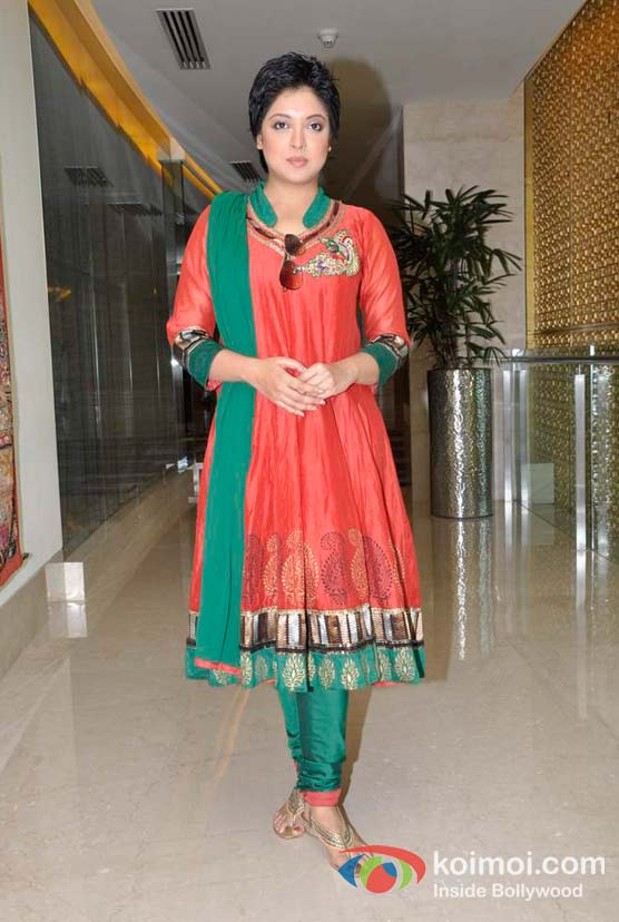 Tanushree Dutta At CPAA's Cancer Rose Day 2012 Event Pic 2
