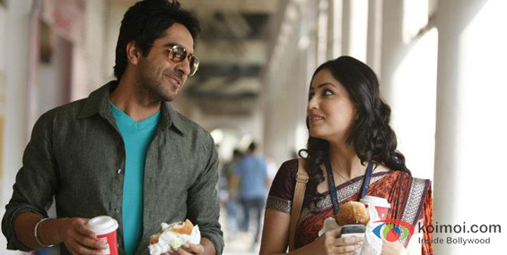 Vicky Donor Movie Stills