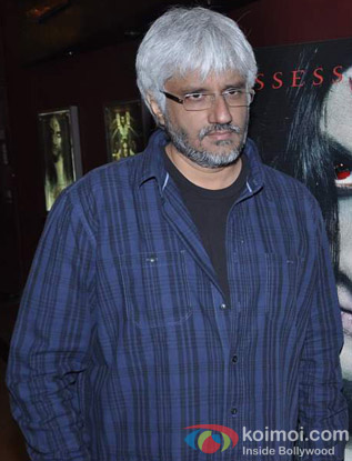 Vikram Bhatt at an event