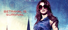 Ameesha Patel in Race 2 First Look Poster