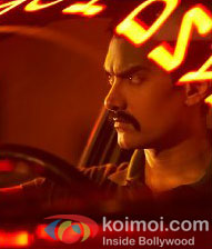 Aamir Khan from Talaash