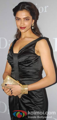 Deepika Padukone at an event