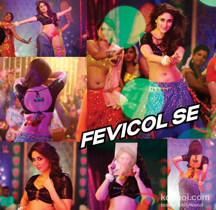 Kareena Kapoor in Fevicol Se Full Video Song from Dabangg 2 Movie Stills