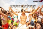 Hot hunk John Abraham flaunts his hot muscles in 'Party On My Mind' song in Race 2 Movie Stills