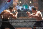 John Abraham gets in to action mood in Race 2 Movie Stills