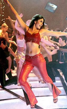 Kareena Kapoor in a still from Kabhi Khushi Kabhi Gham Movie