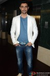 Kunal Kapoor at promotional event of film Luv Shuv Tey Chicken Khurana