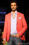 Kunal Kapoor walks the ramp at Lakme Fashion Week Winter Festive 2013