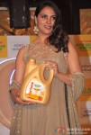 Lara Dutta launches Fortune Rice Bran Health oil Pic 4