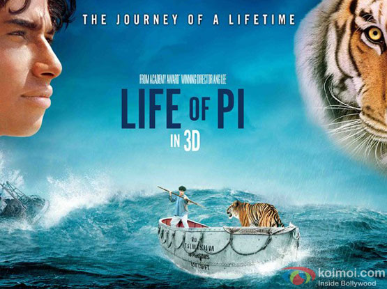 Life of Pi (2012) ORG Untouched DD 5.1CH 448Kbps AC3 Hindi Audio 405MB Download