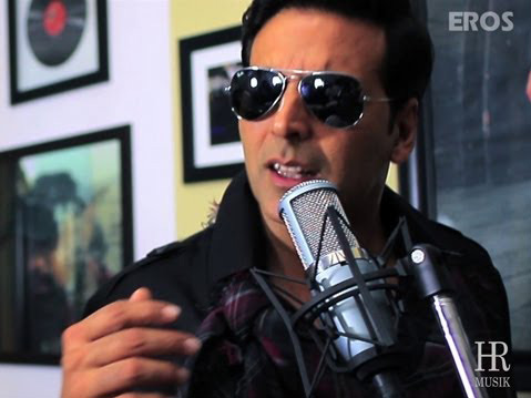 Akshay Kumar in Lonely Remix Song in Khiladi 786 Movie Stills