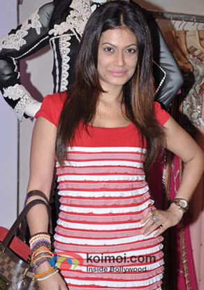 Payal Rohatgi At Kimaya's New Festivel Collection Launch