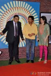 Sachin Tendulkar, Anjali Tendulkar At The Cricket Club Of India celebrates 75 years Pic 1