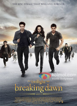 The Twilight Saga: Breaking Dawn - Part 2 Review (The Twilight Saga: Breaking Dawn - Part 2 Movie Poster)