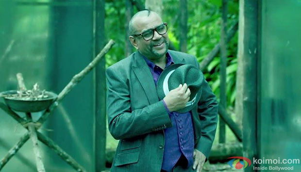 Paresh Rawal in a still from Table No. 21 Movie