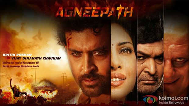 Agneepath Movie Poster Wallpaper