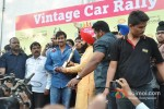 Ajay Devgn Flags Off Vintage Car Rally Pic 6