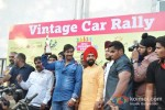 Ajay Devgn Flags Off Vintage Car Rally Pic 4