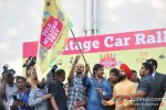 Ajay Devgn Flags Off Vintage Car Rally Pic 3
