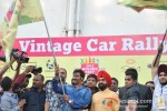 Ajay Devgn Flags Off Vintage Car Rally Pic 2