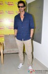Arjun Rampal At 98.3 FM Radio Mirchi For Inkaar Movie Promotional Event