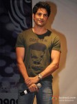 Bollywood actor Rajeev Khandelwal promote film Table No. 21at Mithibai College Festival in Juhu Mumbai Pic 3
