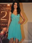 Bollywood actress Tena Desai promote film Table No.21 at Mithibai College Festival in Juhu, Mumbai Pic 1