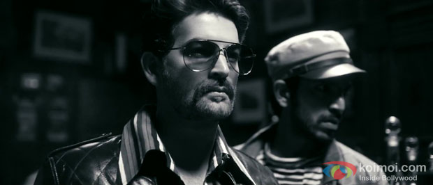Neil Nitin Mukesh in David Movie Stills