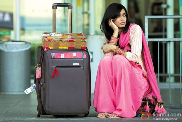 Diana Penty in a still from Cocktail Movie