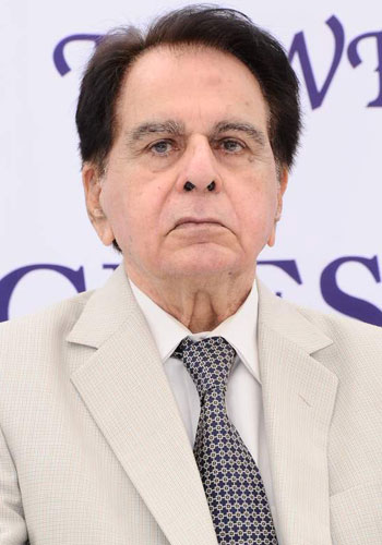 dilip kumar and his family