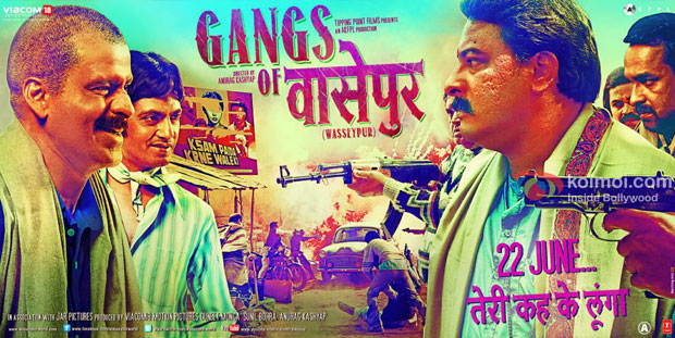 Gangs Of Wasseypur Movie Poster Wallpaper