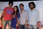 Kartik Tiwari, Nushrat Bharucha, Abhishek Pathak And Luv Ranjan At 'Akaash Vani' Movie Trailer Launch Pic 1
