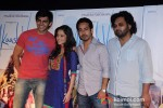 Kartik Tiwari, Nushrat Bharucha, Abhishek Pathak And Luv Ranjan At 'Akaash Vani' Movie Trailer Launch Pic 2